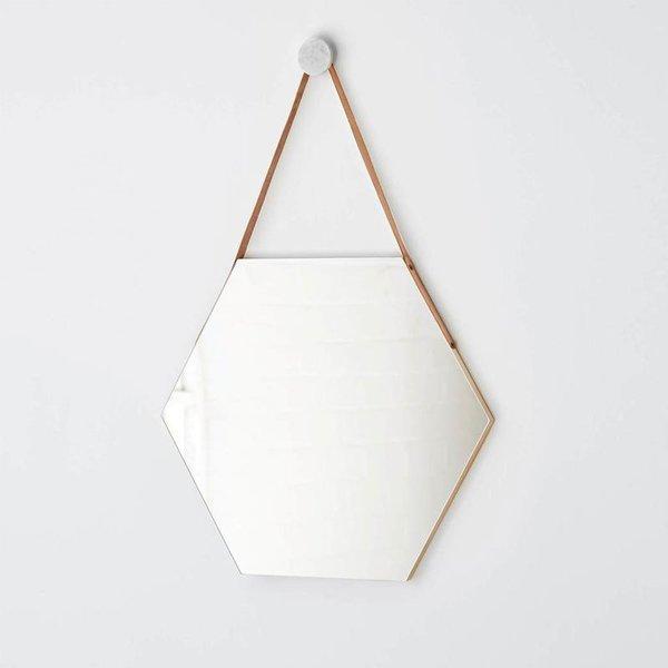 The Citizenry Patronato Mirror Set - Hexagon