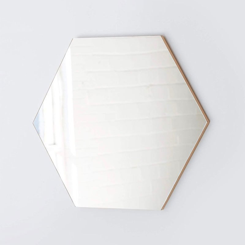 The Citizenry Parque Mirror – Hexagon
