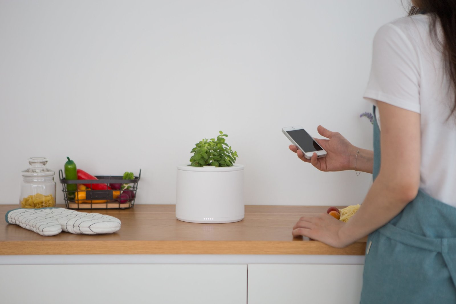 Photo 7 of 10 in Clueless About Gardening? These 5 Smart Planters Can Help