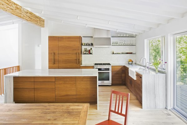 8 Envy-Inducing Kitchens and Baths Posted by Our Community