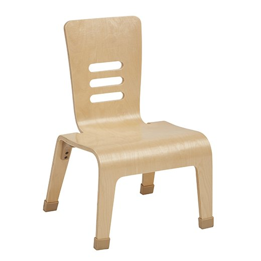 "12"" Bentwood Teachers Chair from ECR4KIDS"