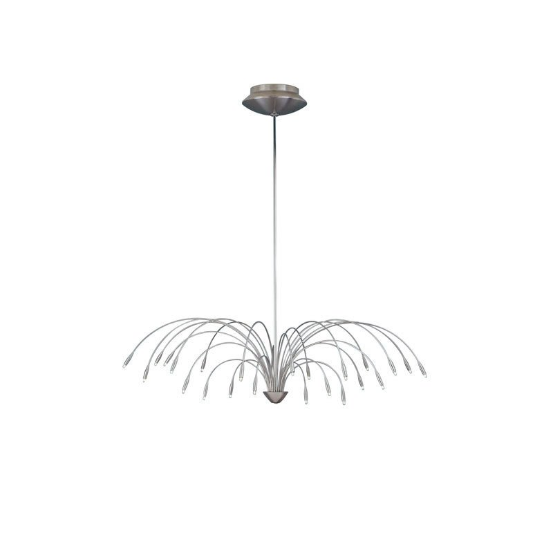 Photo 1 of 1 in Tech Lighting Staccato Chandelier