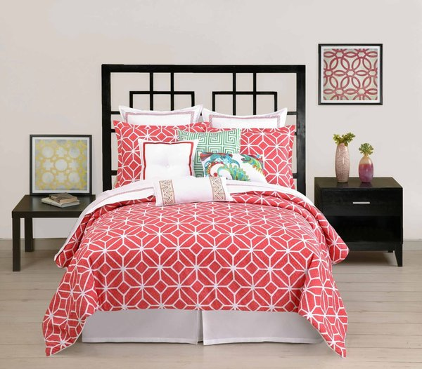 Trellis Collection Coral by Trina Turk Residential
