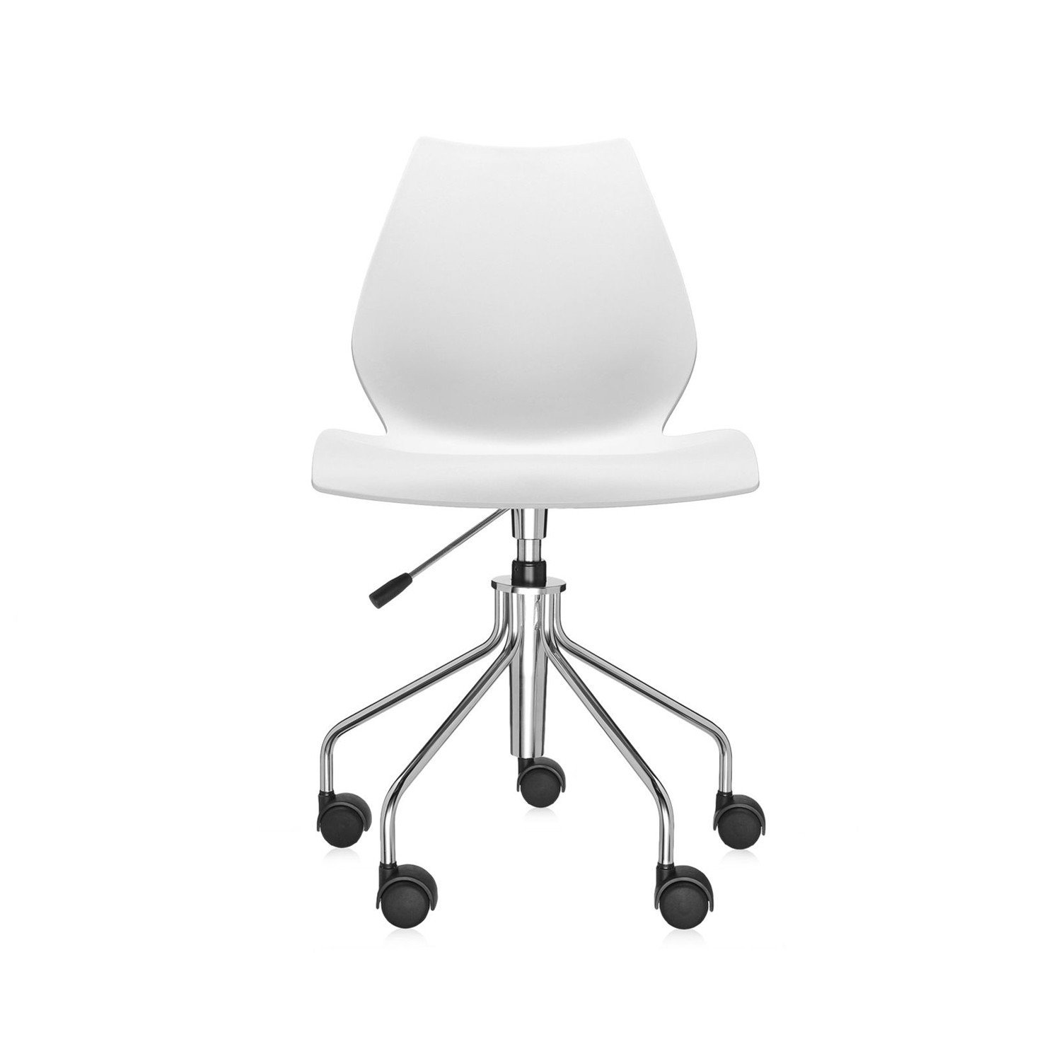 Kartell Maui Swivel Chair Height Adjustable By Lumens Dwell