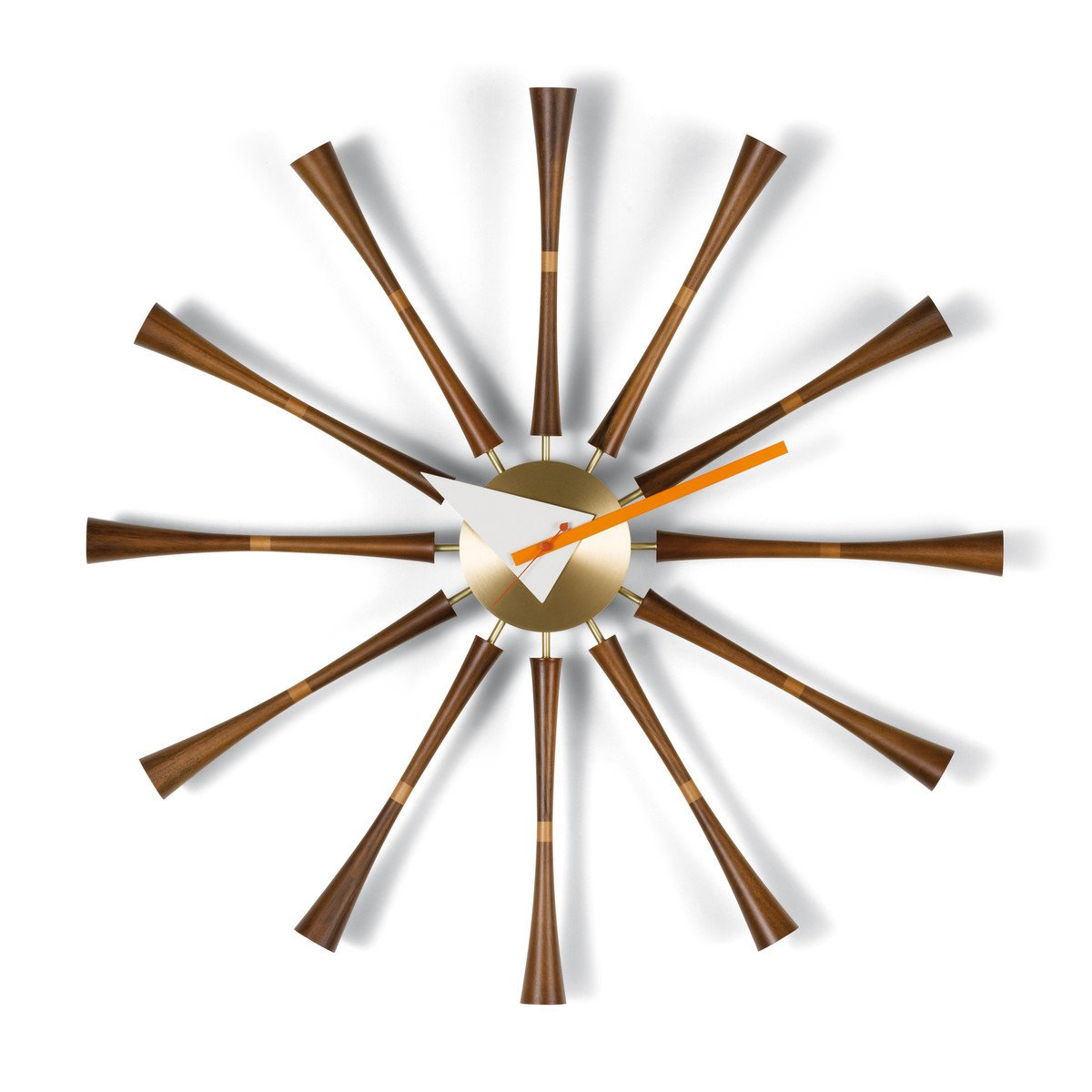 Vitra Nelson Spindle Clock