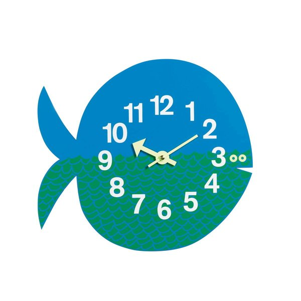 Nelson Zoo Timer – Fernando the Fish