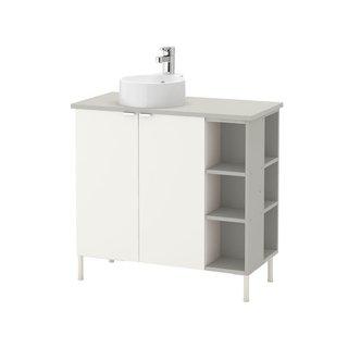 IKEA LILLÅNGEN/ VISKAN/ GUTVIKEN Sink Cabinet