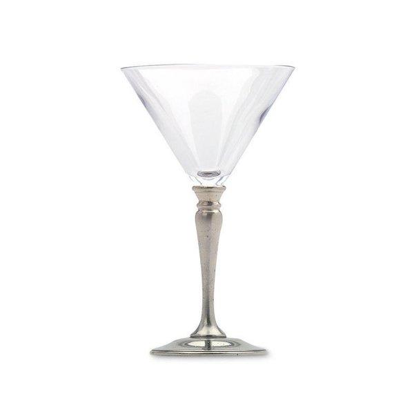 MATCH Pewter Martini Glass
