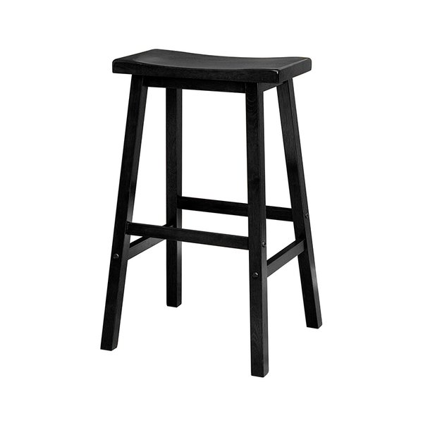 Winsome Satori Saddle Seat Bar Stool
