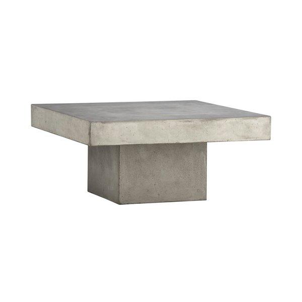 CB Peekaboo Acrylic Coffee Table By CB Dwell - Cb2 element coffee table