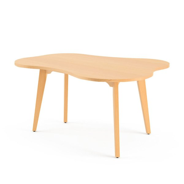 Knoll Risom Child's Amoeba Table
