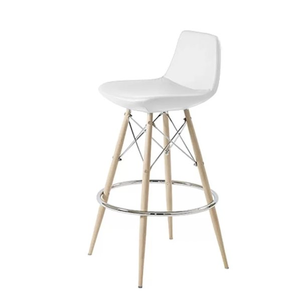 Brayden Studio Shinn Dowel Bar Stool