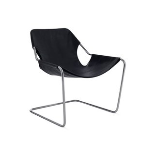 Objekto Paulistano Armchair in Leather