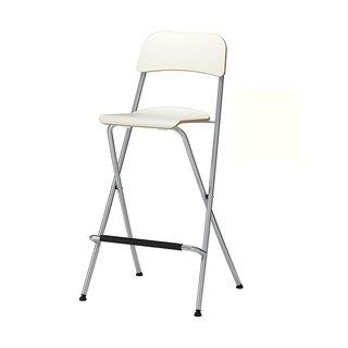 IKEA FRANKLIN Bar Stool with Backrest
