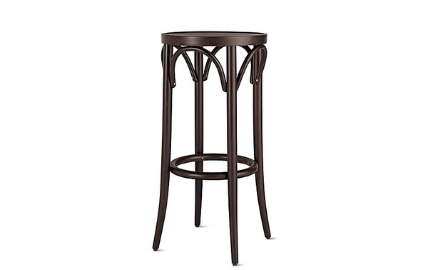 Michael Thonet Era Backless Barstool