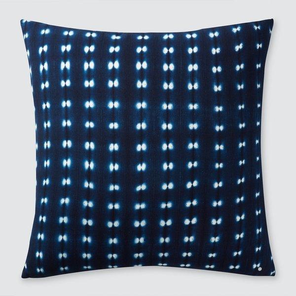 The Citizenry Dara Indigo Floor Pillow