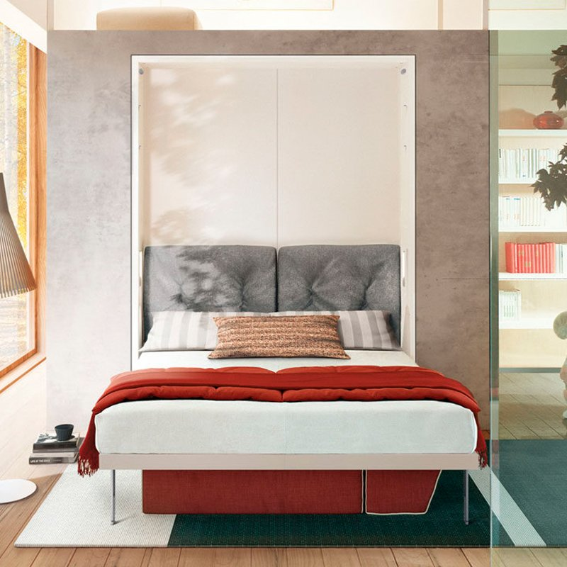Resource Furniture Clei Penelope Wall Bed By Resource Furniture Dwell