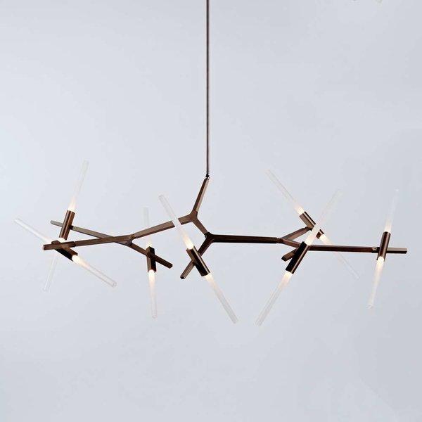 Roll & Hill Agnes Chandelier – 14 Light