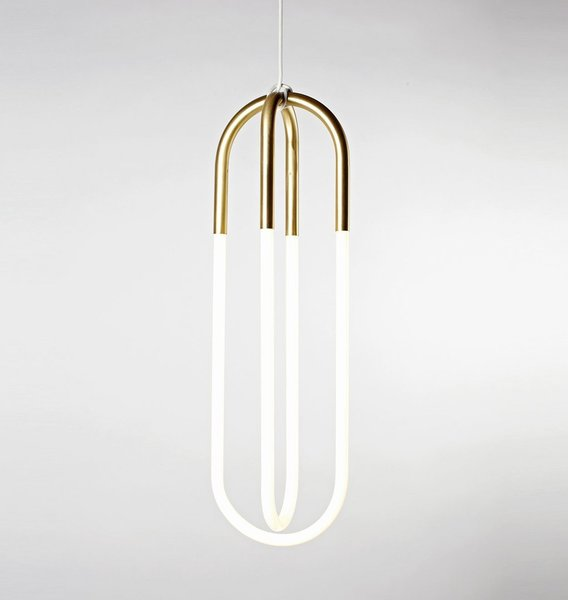 Roll & Hill Rudi Double Loop Pendant