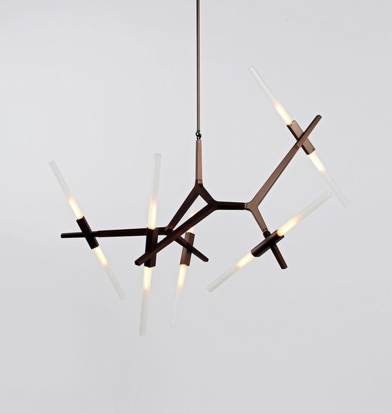 Roll & Hill Agnes Chandelier – 10 Light