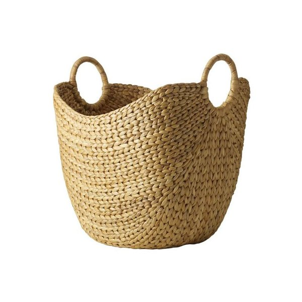 West Elm Large Curved Basket