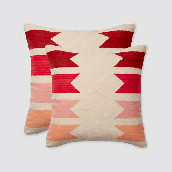 The Citizenry Urbano Pillows – Sunset