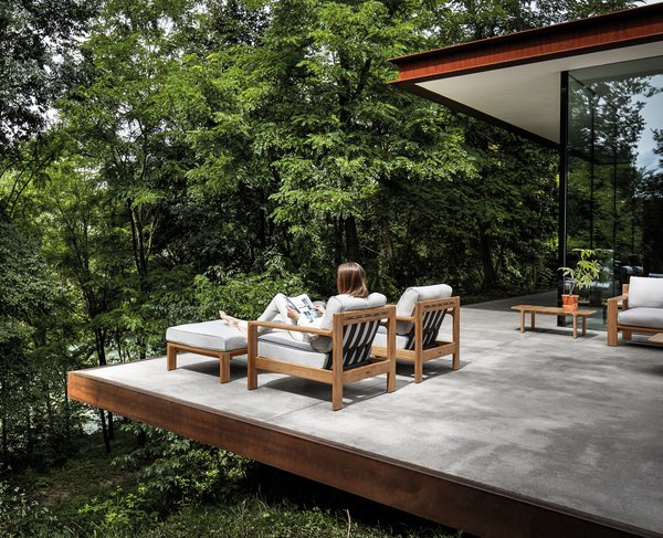 How to Turn Your Patio Into a Tranquil Outdoor Sanctuary