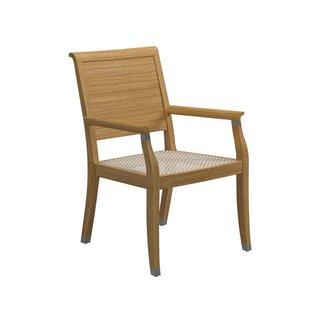 Gloster Arlington Dining Chair With Arms
