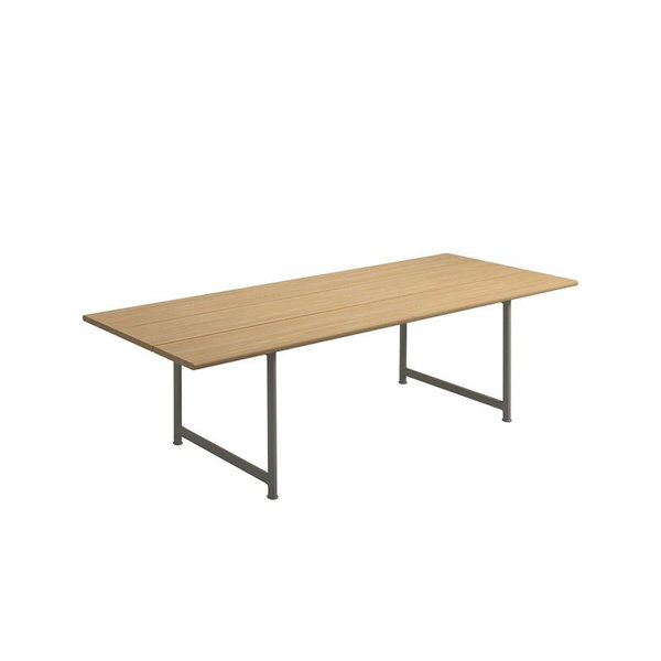 Gloster Atmosphere Small Rectangular Table