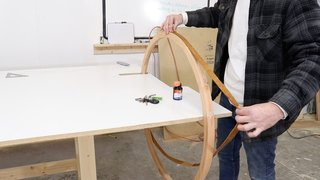 Dwell Made Presents: DIY Round Wall Mirror With Leather Strap - Photo 12 of 20 -