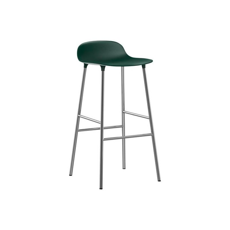 Normann Copenhagen Form Barstool – 4 Leg Base