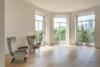 Modern home with Living Room, Light Hardwood Floor, and Chair. Photo 2 of Quai d'Orléans