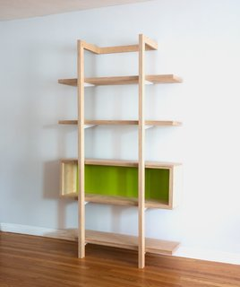 Dwell Made Presents: DIY Back-Off Shelving System - Photo 18 of 18 -