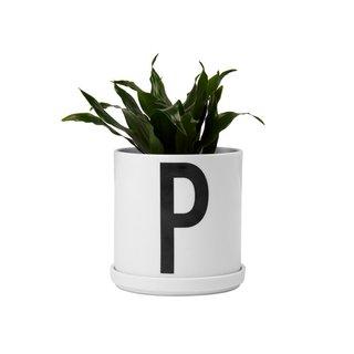 Design Letters AJ Porcelain Plant Pot