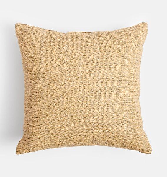 Rejuvenation Woven Outdoor Pillow