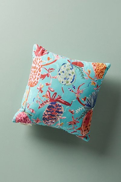 Anthropologie Topanga Indoor/Outdoor Pillow