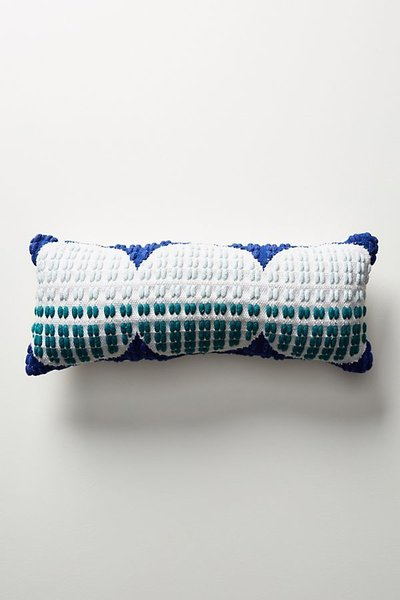 Anthropologie Sabrina Indoor/Outdoor Pillow