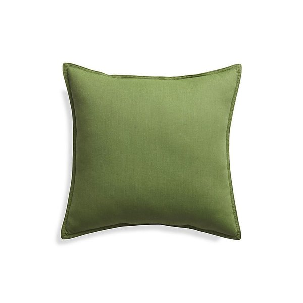Crate & Barrel Sunbrella Outdoor Pillow
