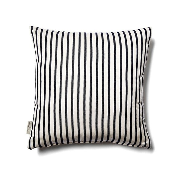Janus et Cie Bandeau Outdoor Pillow, Navy