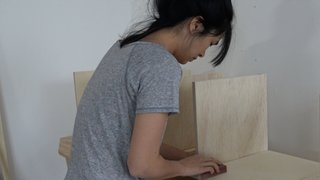 Dwell Made Presents: DIY Shoe Shelf With a Macramé Curtain - Photo 10 of 25 -