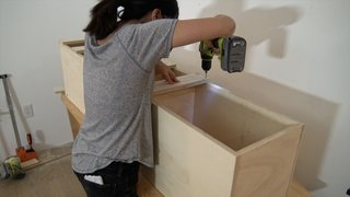 Dwell Made Presents: DIY Shoe Shelf With a Macramé Curtain - Photo 13 of 25 -
