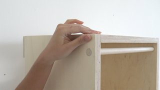 Dwell Made Presents: DIY Shoe Shelf With a Macramé Curtain - Photo 17 of 25 -
