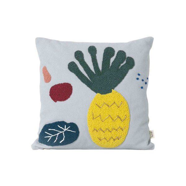 Ferm Living Pineapple Cushion