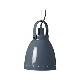 Done by Deer Dark Blue Metal Lamp