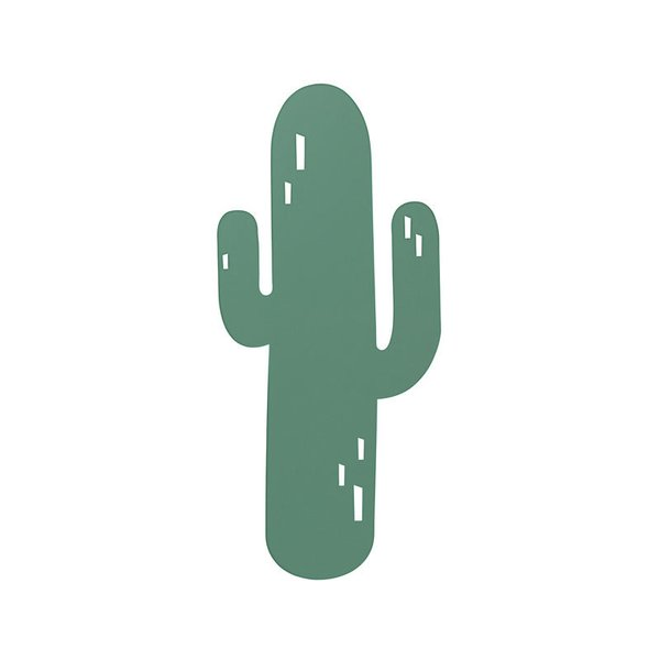 Ferm Living Green Cactus Lamp