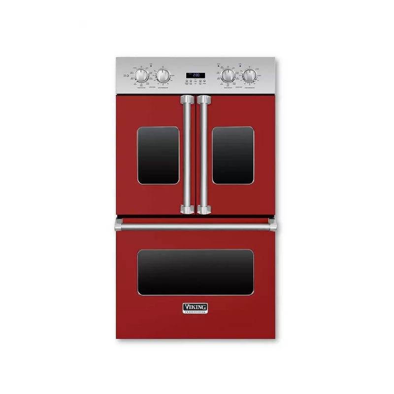 """Viking 30"""" Double Electric French-Door Oven"""
