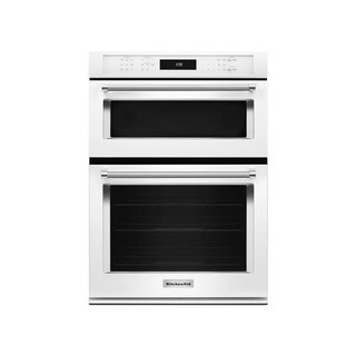 "KitchenAid 30"" Combination Wall Oven with Even-Heat True Convection"