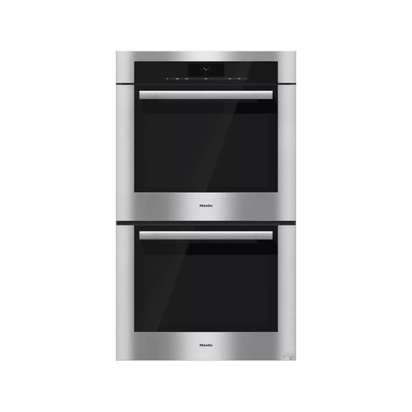 """Miele ContourLine M-Touch Series 30"""" Double Electric Wall Oven"""