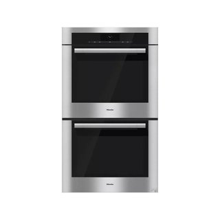 "Miele ContourLine M-Touch Series 30"" Double Electric Wall Oven"