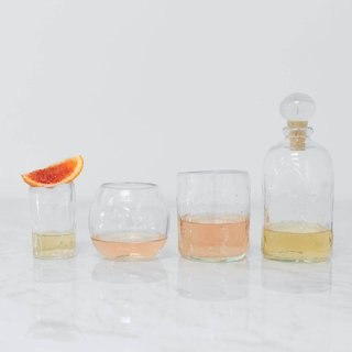 The Citizenry Apasco Tumblers - Clear